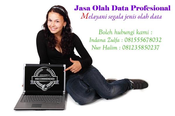 Biro Olah Data SPSS di Magetan