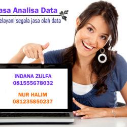Biro olah data SPSS di Jombang